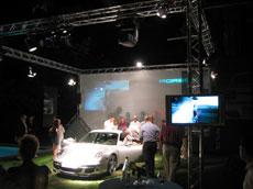 Porsche 911 Turbo Präsentation