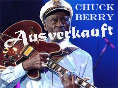 Chuck Berry Europe 2013